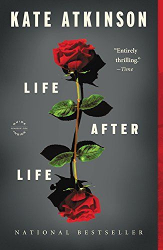 Check out this list of great romantic and time travel books to read, including Life After Life by Kate Atkinson. There are lots of good book club books for women in here!