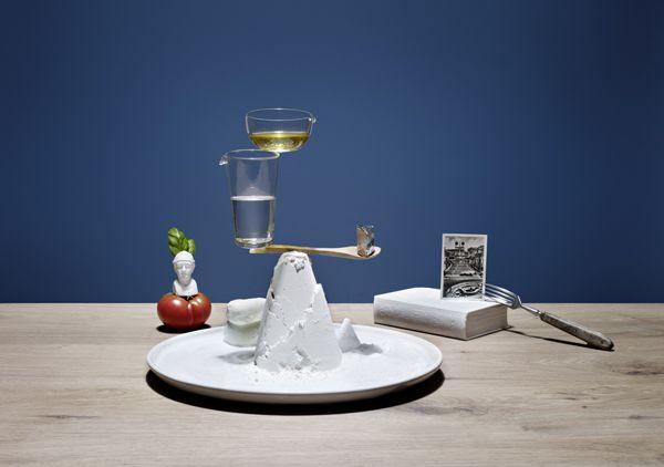 Ricettario: A Balanced Diet