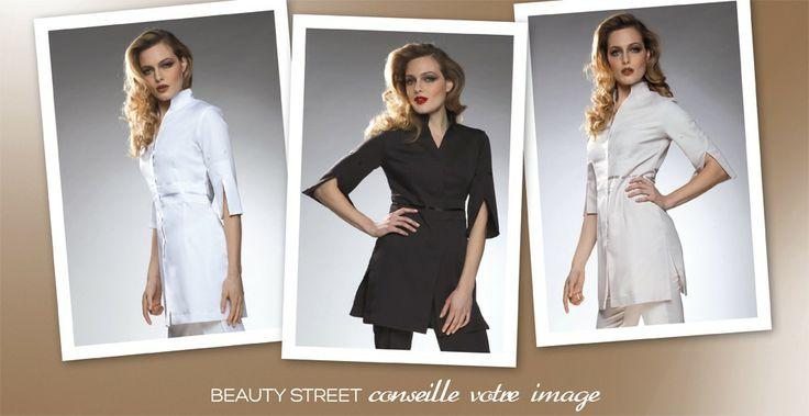 Vêtements professionnels Esthetique et tenues professionnelles Esthétique par Beauty Street