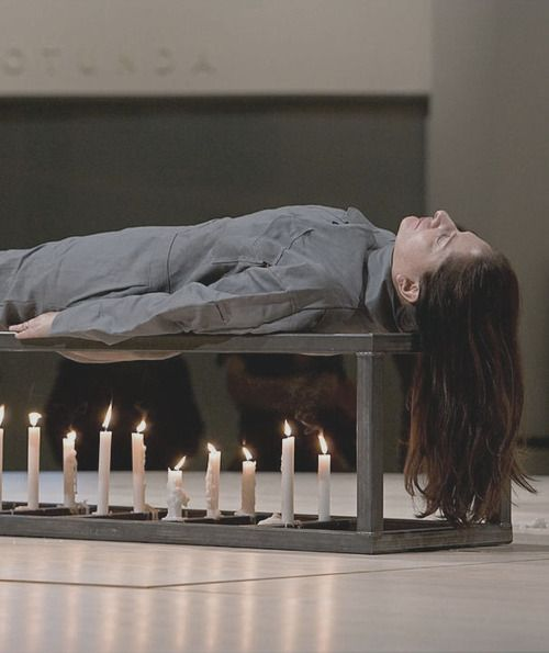 The Conditioning, 1973 by Marina Abramovic