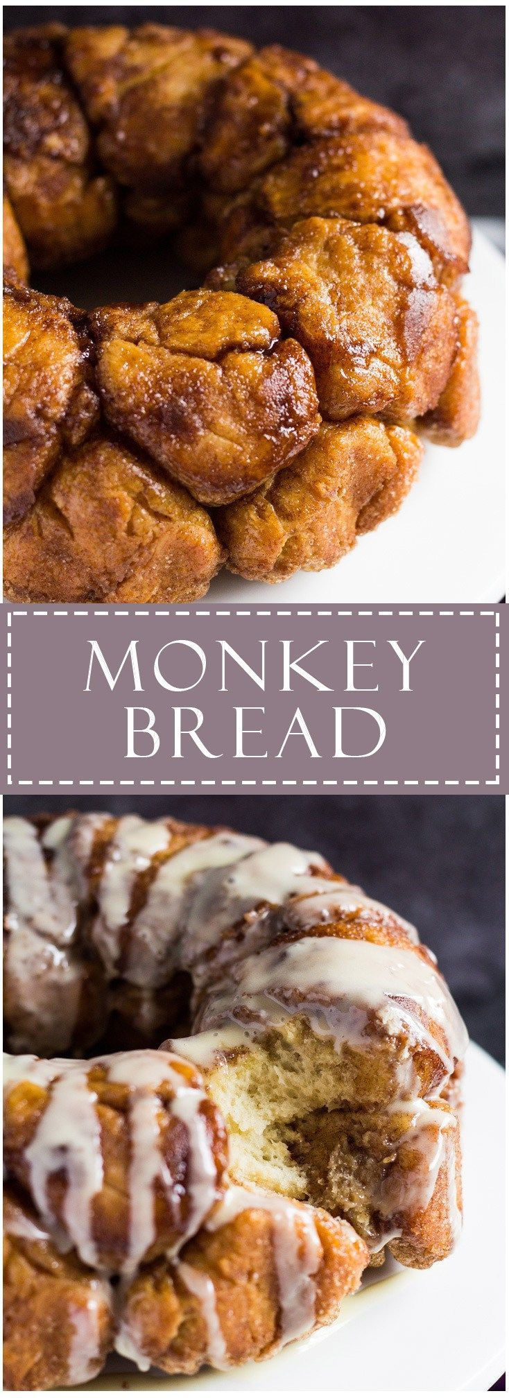 Monkey Bread | http://marshasbakingaddiction.com /marshasbakeblog/