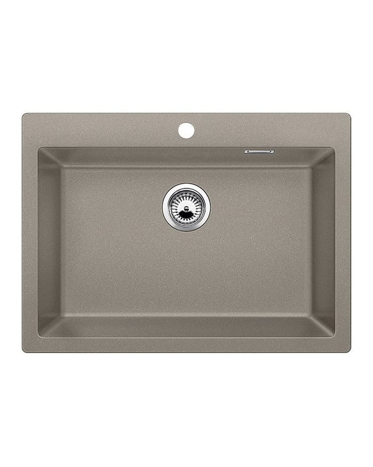 Sink Pleon 8 Tartufo A sink with a large trough that will allow you to easily wash in larger utensils such as a pan. It is combined with many accessories which will further facilitate your work.