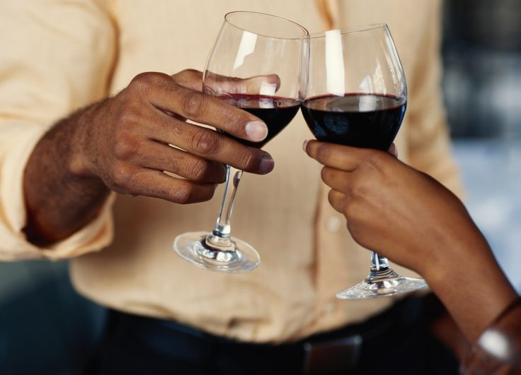 African American Wine Tasting Party