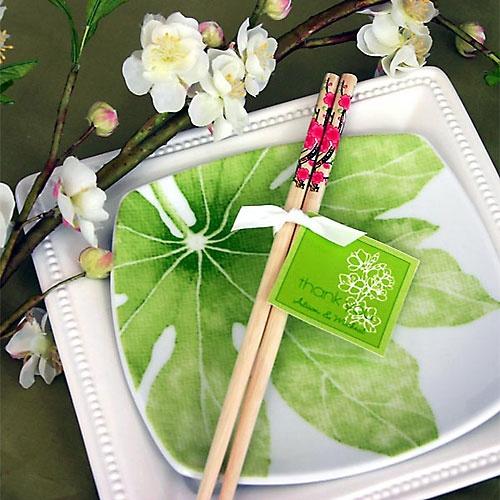 cherry blossom chopsticks