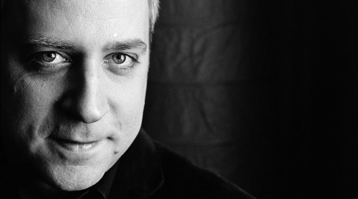 """Jeremy Denk, piano """"Drum Rolls and William Tell"""" Friday • August 2 • 8 p.m. Saturday • August 3 • 6 p.m."""