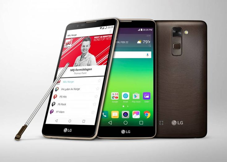 LG Stylus 2 Will Be The First Smartphone To Support DAB+
