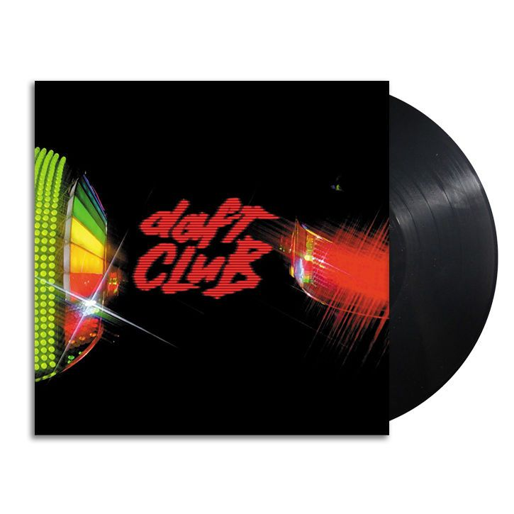 Daft Punk - Daft Club Vinyl LP Sealed New #Electronica