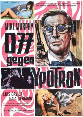Ypotron - Final Countdown (Agente Logan - missione Ypotron) (1966, Italy / Spain / France)