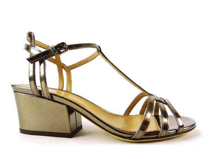 Sandales Pour Les Femmes En Vente, Rose Antique, Cuir, 2017, 39 Sergio Rossi