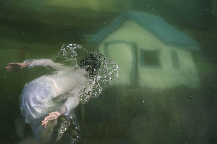 Saviour, 2008 #fineart #photography #susannamajuri #underwater