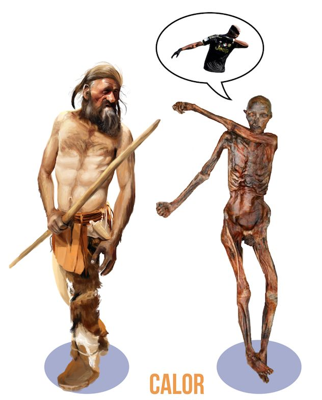Otzi loves Dab