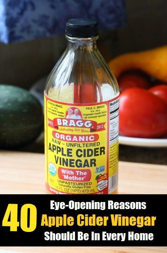 40 Important Apple Cider Vinegar Health Benefits  and Why It Should Be In Every Home