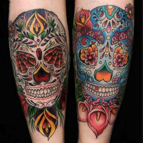 Best 20  Candy skulls ideas on Pinterest