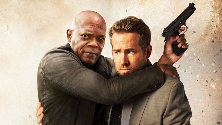 The Hitman S Bodyguard Ryan Reynolds Salma Hayek Filmes Hd