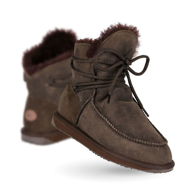 Coryline Lace Womens Sheepskin Boot- EMU Australia