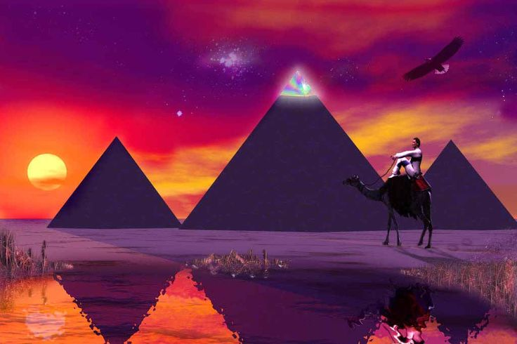 12 Pyramids of Thoth - 1