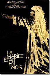 La sposa in nero - Francois Truffaut
