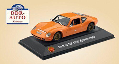 MELKUS RS 1000 Sportcoupé - DDR Fahrzeuge - Atlas Model - 1:43 Atlas http://www.amazon.de/dp/B01BJX2ICO/ref=cm_sw_r_pi_dp_-D5Twb1K1E9VX
