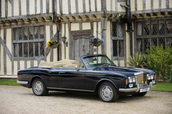 Sir Elton John's Bentley For Sale