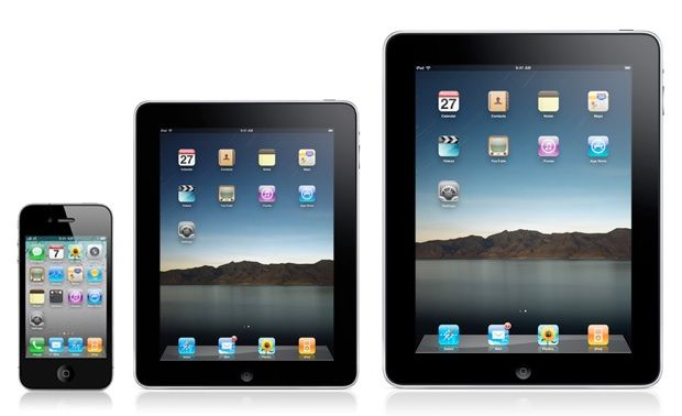 Rumores apontam lançamento do 'iPad Mini' para outubro