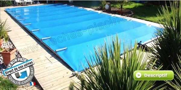 17 meilleures id es propos de b che de piscine sur for Bache piscine autoportante
