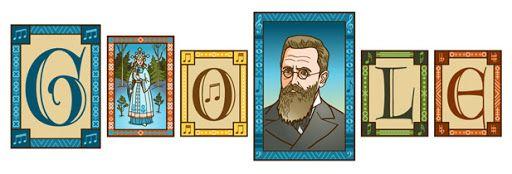 Nikolai Rimsky-Korsakov's 170th Birthday (born 1844) March 18, 2014