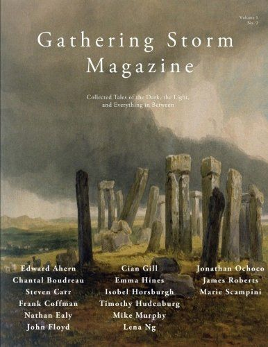 """Gathering Storm Magazine, Volume 1, Issue 2 contains my short story """"A Distaste for Dust"""" https://www.amazon.com/dp/0692870261/ref=cm_sw_r_pi_dp_x_iU0ozb1K9SVZZ"""