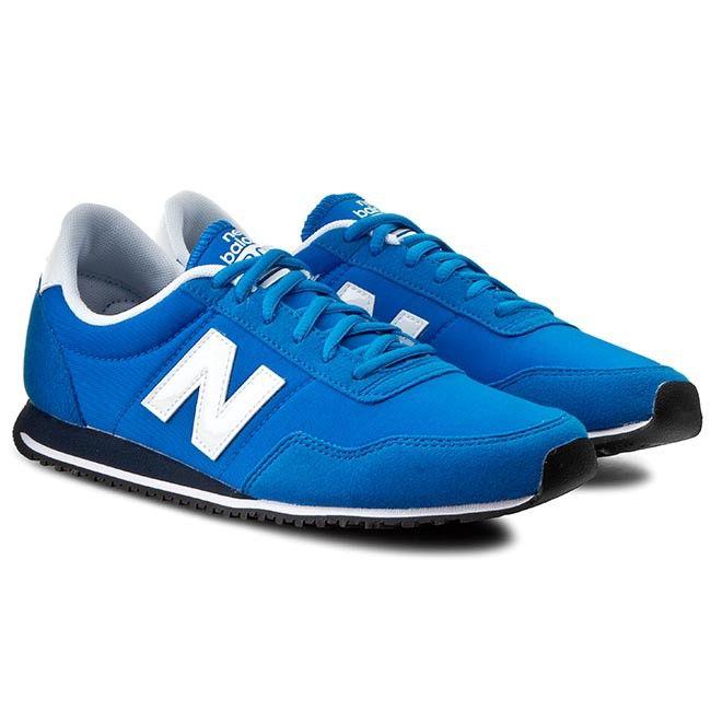 Sneakersy NEW BALANCE - Classics U396BW Niebieski