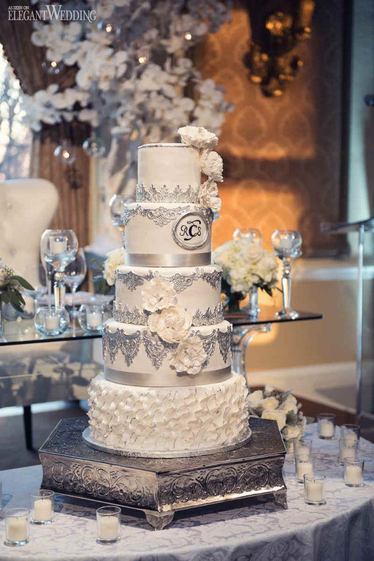 Best Wedding Cakes Sweets Images On Pinterest Wedding