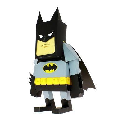 Figurine Batman 3D à monter