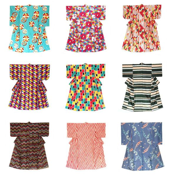 Meisen Kimonos#0094 - collections - Obsessionistas - collectors & their collections