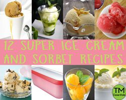 This collection of ice creams and sorbets are the best way to cool off on hot days – or if you are as much as an ice cream fan as me – anytime. So why not make some homemade desserts with your Thermomix? The Tovolo Glide a Scoop Ice Cream Tub is perfect for storing...  Read more »
