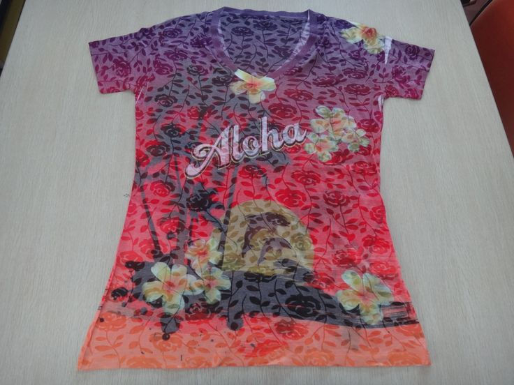 TC 70%polyester 30%cotton burn-out,burnout t shirts wholesale cheap china wholesale clothing