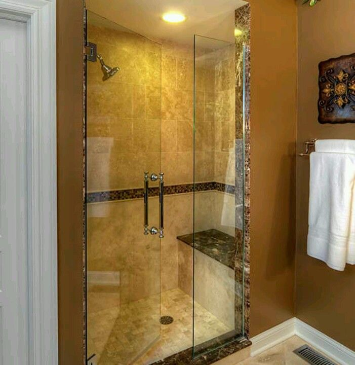 I love these stand up shower stalls home decor dream for D i y bathroom installations