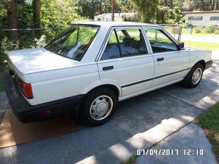 Cool Nissan 2017: 1989 Nissan Sentra XE Sedan 4-Door 1989 Nissan Sentra XE Sedan 4-Door 1.6L Check more at https://24auto.ga/2017/nissan-2017-1989-nissan-sentra-xe-sedan-4-door-1989-nissan-sentra-xe-sedan-4-door-1-6l/