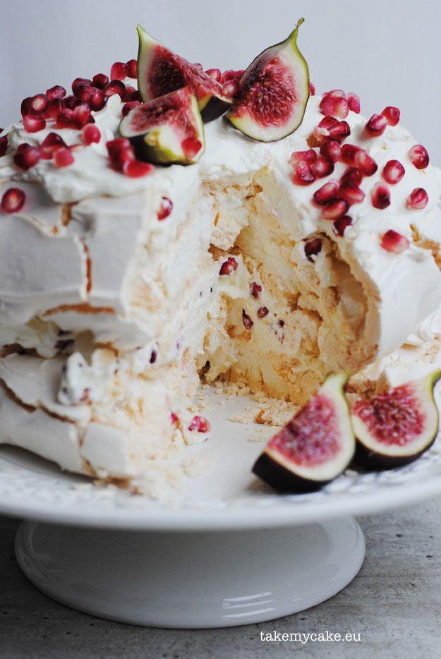 Tort bezowy z granatem2