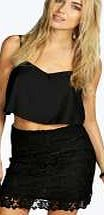 boohoo Hana All Over Crochet Mini Skirt - black azz07189 Steal the spotlight this season in micro minis, of-the- moment midis and floor-sweeping maxi skirts . Whether you stick to separates or go matchy-matchy in a co-ord crop top , a skirt is the starting  http://www.comparestoreprices.co.uk/skirts/boohoo-hana-all-over-crochet-mini-skirt--black-azz07189.asp