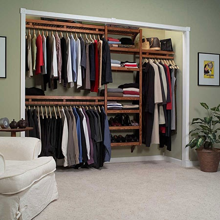 Good Idea For Smaller Bedroom No Doors Have To Extend