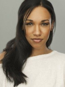 Vertical wallpaper Candice Patton for Android