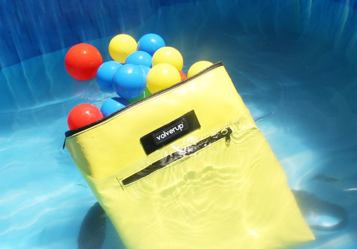 Volverup Yellow Backpack