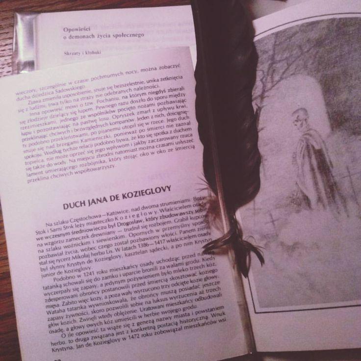 Znów coś odkryłam w bibliotece :)  - #legendy i #baśnie znad Warty.   - #polska #demonologia ludowa.  #polish #demonology #legends #fairytales #slavic #pagan #books #ilovebooks
