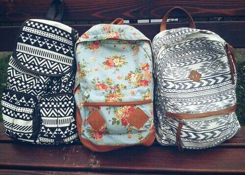 Las mochilas que te ayudarán a llevar todos tus cuadernos y lucir a la moda. #RegresoaClases #Mochilas #OutfitParaEscuela