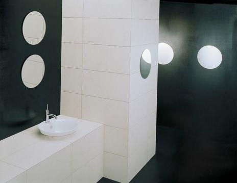 Artceram, #lavabo FUORI SCALA Design Urbinati  #washbasin #bagno #small #bathroom