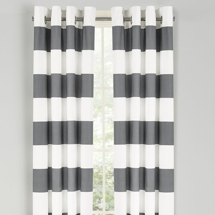 You'll love the Nautica Cabana Stripe Drape Curtain Panel at Wayfair - Great Deals on all Décor products with Free Shipping on most stuff, even the big stuff.