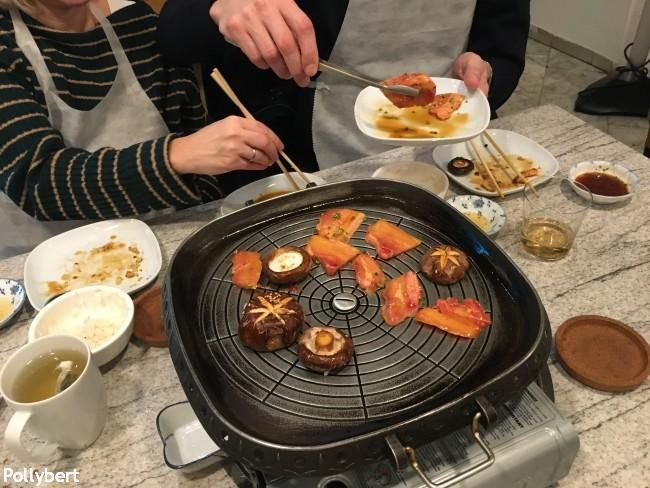 Ganko Yakiniku Restaurant The Japanese Barbecue Delivers Amazing Food Food Stuffed Peppers