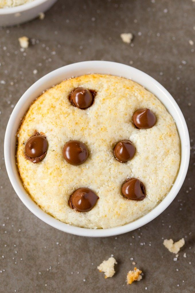Healthy 1 Minute Keto Vanilla Mug Cake   Recipe   Protein ...