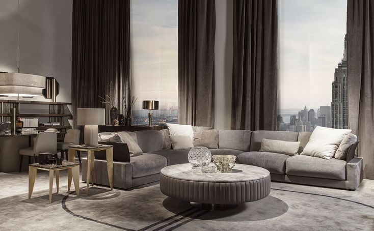 Daytona arredamento contemporaneo moderno di lusso arredo for Arredamento case di lusso interior design