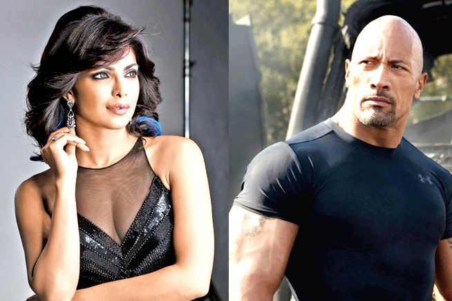 Priyanka Chopra Star in Hollywood Movie Baywatch along with Dwayne Johson in lead role.