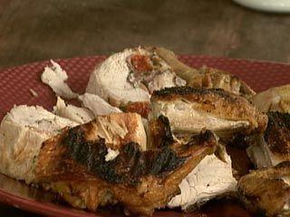 Pollos a la parrilla y fondue de queso - Ariel Rodríguez Palacios