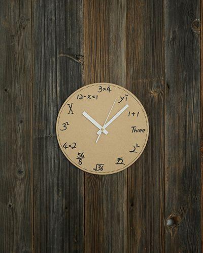 "Часы ""Математика"" 1790 руб."